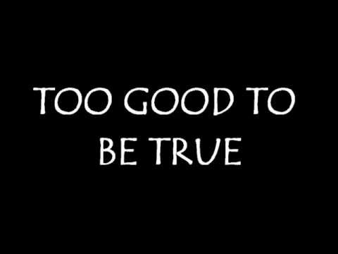Motörhead - Too Good To Be True (Lyrics)