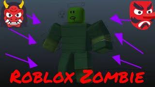 Zombie Roblox Test Animation