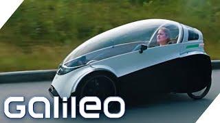 Trend E-Bikes im Test | Galileo | ProSieben