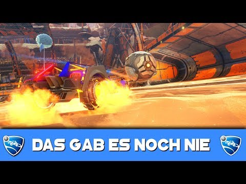 DAS hat es noch NIE GEGEBEN 🚀 Rocket League German Gameplay thumbnail