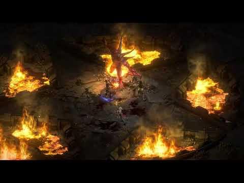 Diablo 2 Resurrected - Official Trailer (Диабло 2 - официальный трейлер обновления 2021)