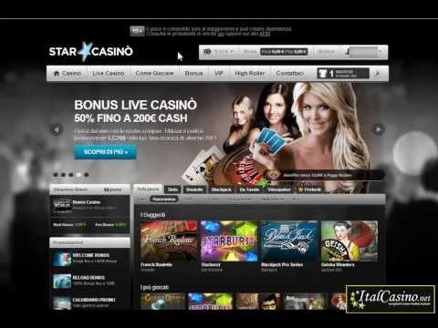 Nomi dei giochi del casino
