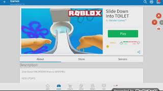 Roblox slide down 1000 feet challenge fail