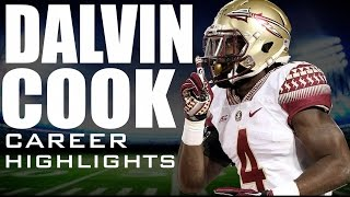 Dalvin Cook Believe The Hype  FSU Career Highlights
