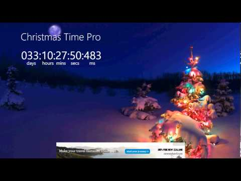 Windows 8.1 Christmas Time Pro App Review