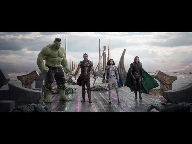 Thor: Ragnarok - Official Trailer #2
