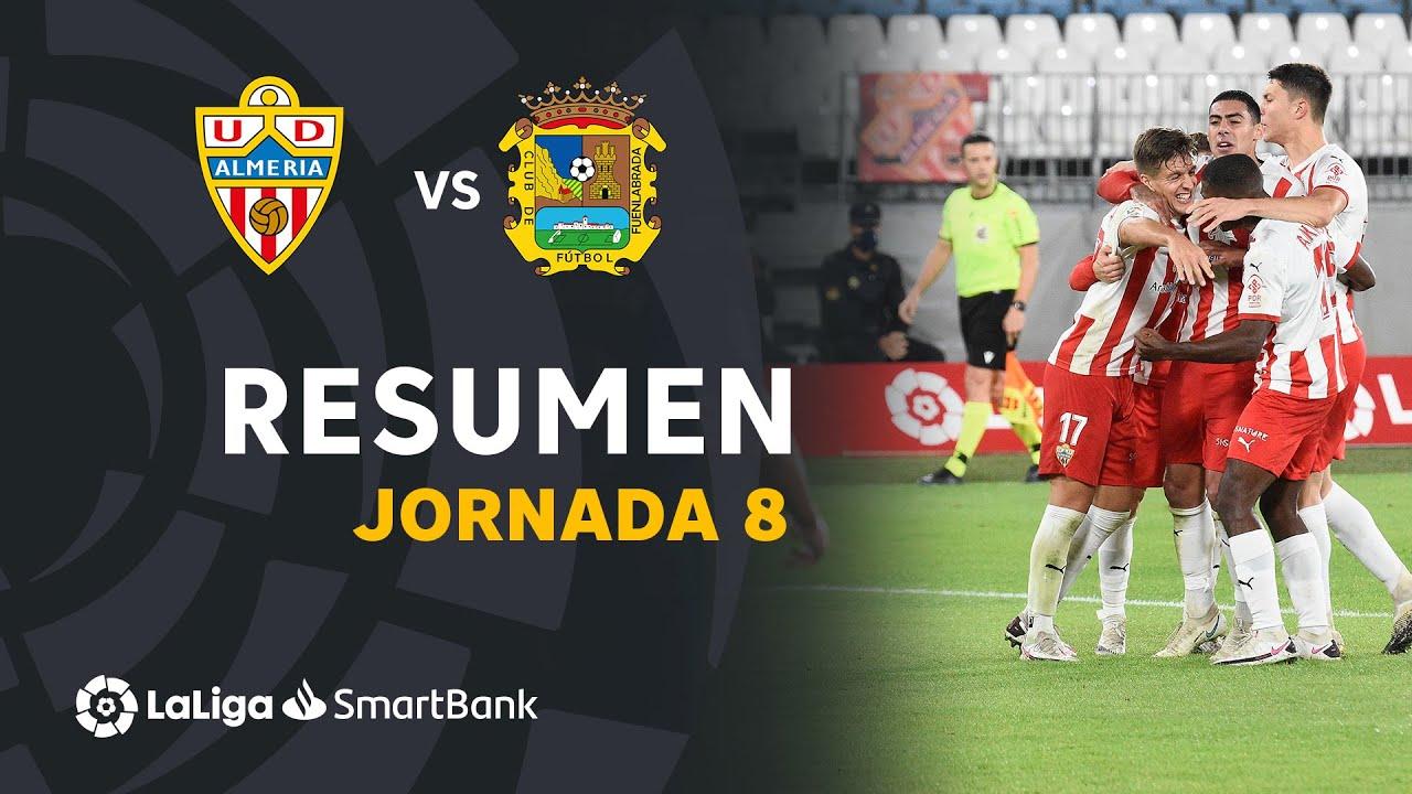 Download Resumen de UD Almería vs CF Fuenlabrada (3-0)