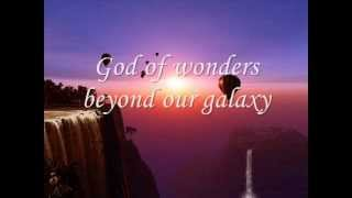 God of Wonders - Rebecca St. James