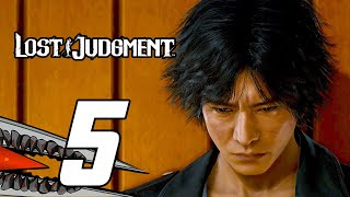 Lost Judgment - Full Game Gameplay Walkthrough Part 5 - Collateral Damage (English)