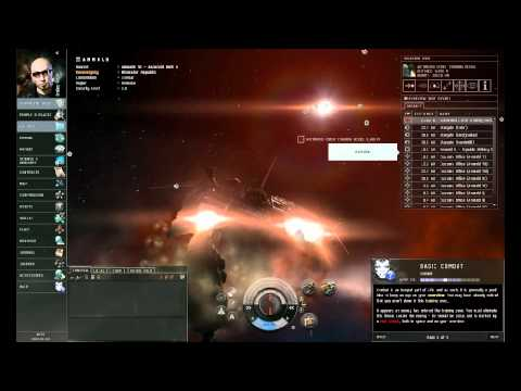 Eve Online: Ship Control and Combat First Look