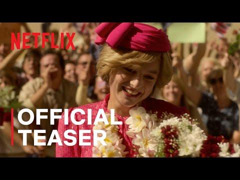 The Crown Season 4 | Official Teaser Trailer | Netflix