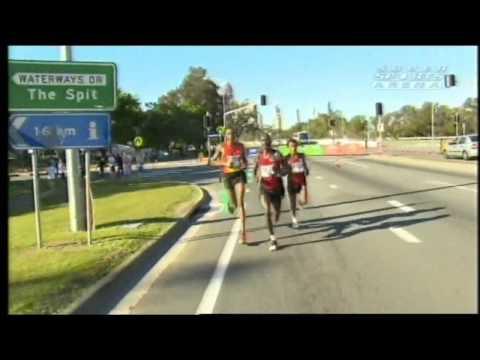 Gold Coast Airport Marathon 2012 Highlight - 30th June & 1st July