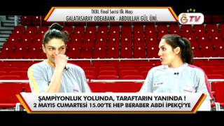 GSTV| Şampiyonluk Yolunda Taraftarın Yanında