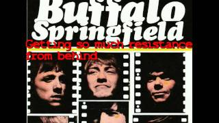Buffalo Springfield - For what it's Worth (Lyrics) [Battlefield: Bad Company 2 Vietnam Theme