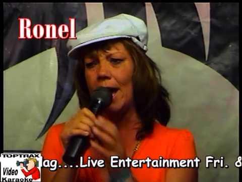 Jopikos Pub & Grill -   Toptrax Video Karaoke - Ronel - Lepel Le