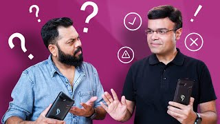 AMA With Dinesh Sharma ⚡⚡⚡ All Your ASUS ROG Phone 2 Questions Answered!