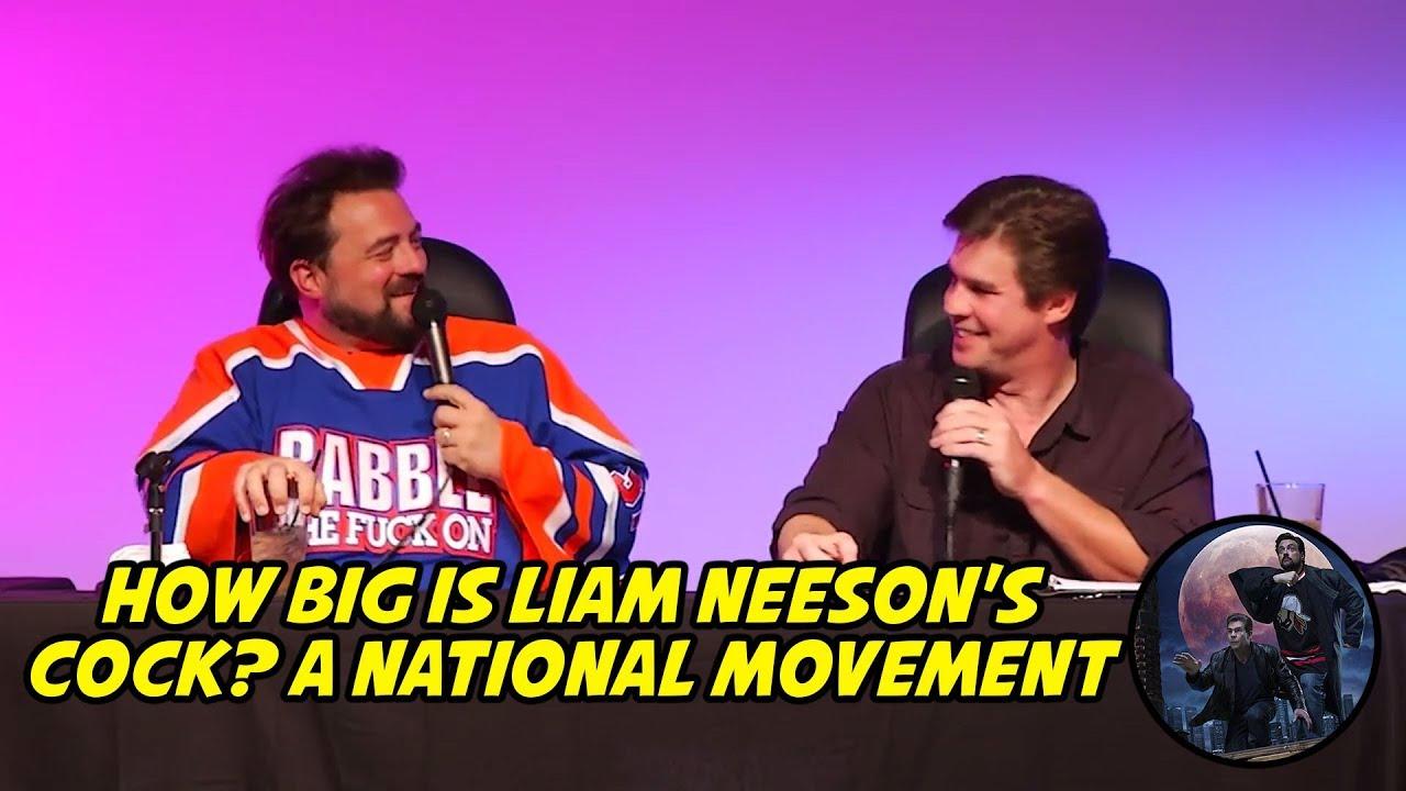 Liam neeson cock
