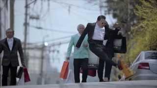 Psy - Gentleman M/V: Horror Movie Trailer Edition