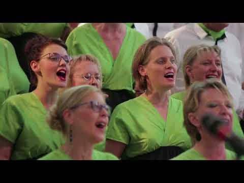 Singout Gospel Mass Choir - European Choir Games 2015