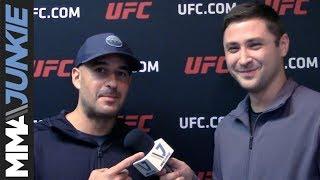 MMA Junkie's Mike Bohn, UFC's Jon Anik preview UFC Newark