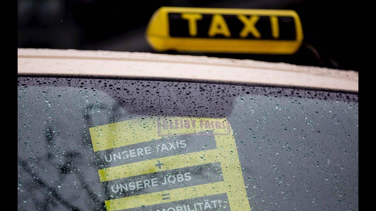 Verkehrsminister will Fahrdienstmarkt öffnen