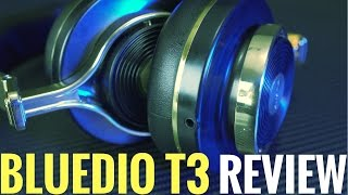 Best Over-Ear Bluetooth headphones under $50 | Bluedio T3 Review