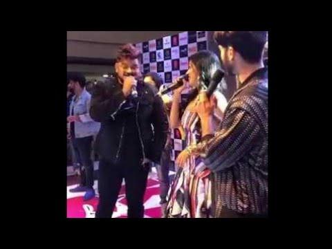 Vishal Mishra singing live Kaise Hua from Kabir Singh with shahid kapoor Mp3