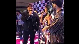 Vishal Mishra singing live Kaise Hua from Kabir Singh with shahid kapoor
