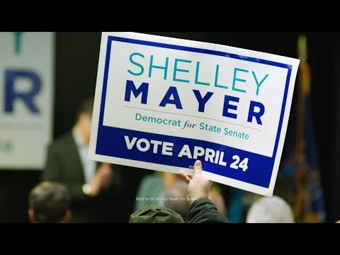 Shelley Mayer for Senate - Making Change Happen
