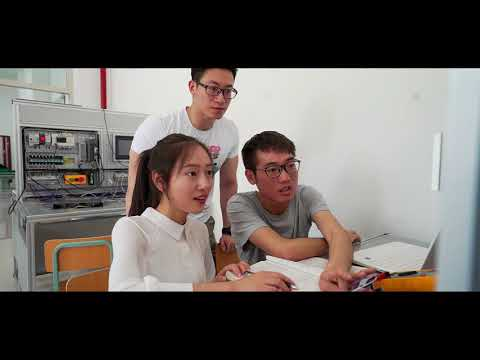 Shanghai Dianji University (SDJU) image trailer 2016 上海电机学院招生宣传片