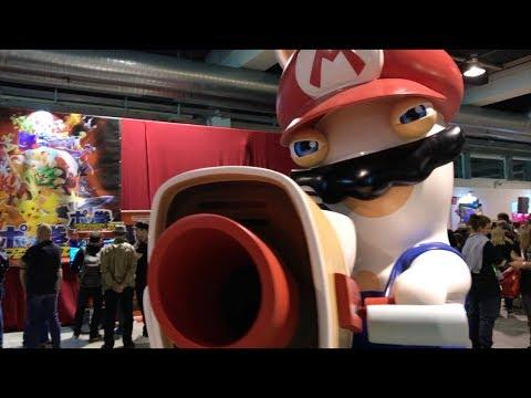 Nintendo Schweiz @ Zürich Game Show
