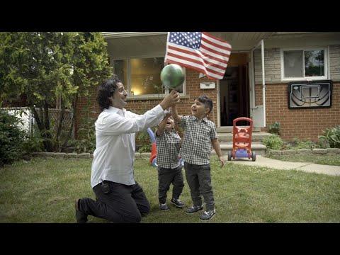 Video: Is Trump slamming door on Muslims' American Dream?