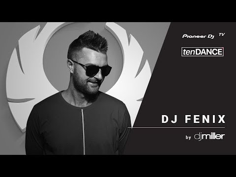 tenDANCE show выпуск #38 w/ DJ Fenix  @ Pioneer DJ TV   Moscow