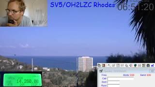 SV5/OH2LZC 14.09.2018 0635-1253 UTC