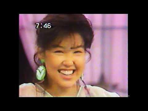 일본인가수 Shinobu Horie (堀江しのぶ) - Chikatetsu Madonna (地下鉄マドンナ) 1985/06/06
