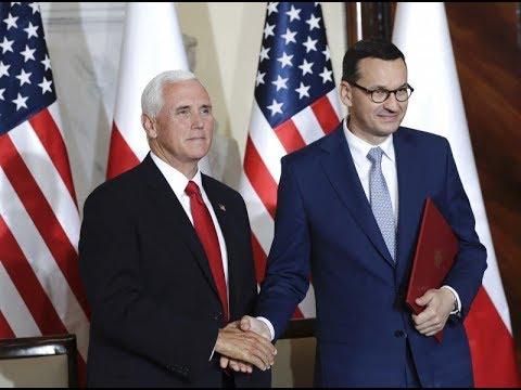 《今日点击》彭斯:中美贸易谈判会持续 与波兰签署5G合约 封杀华为