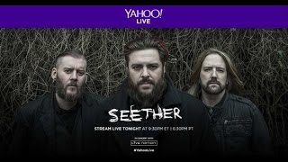 Seether: Live in Cleveland (Yahoo Live) 12/05/2015