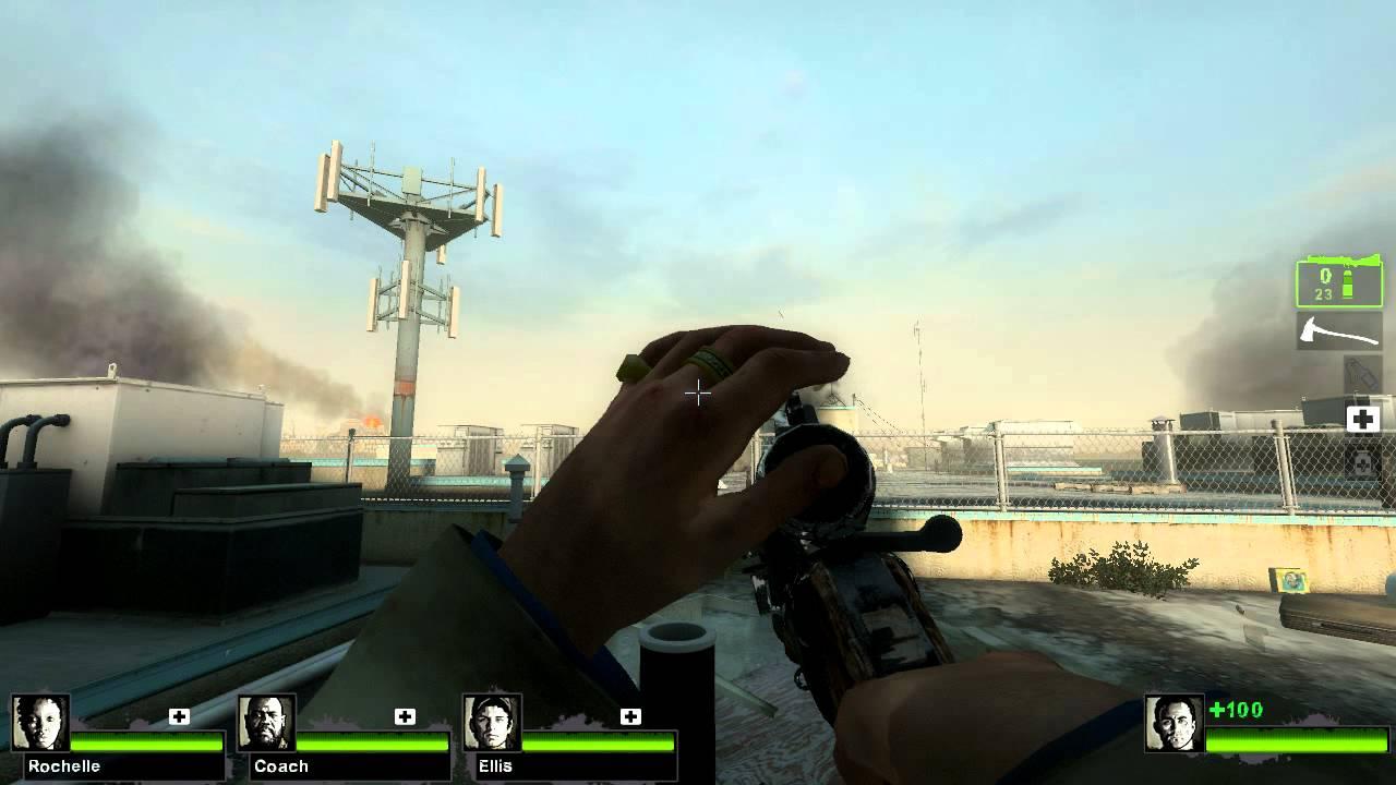Left 4 Dead 2 - Better Grenade Launcher Sound