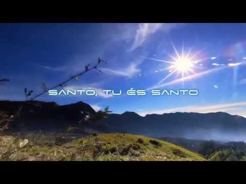 [Lyric Video] Santo, tu és santo - Pr. Antônio Cirilo
