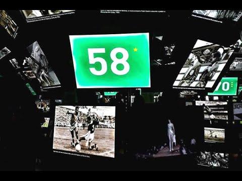Museu do Futebol homenageia primeira conquista da Seleção Brasileira | SBT Brasil (05/06/18)