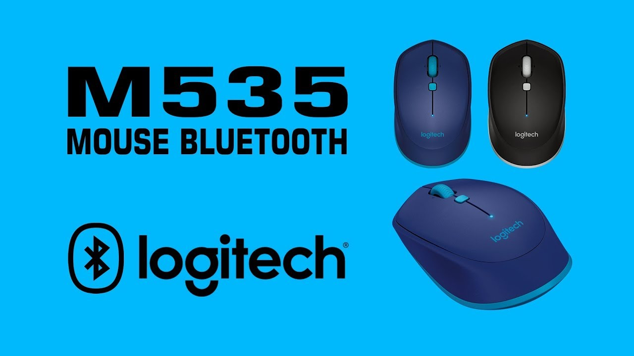 Logitech M535 Driver Windows 10