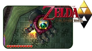 Skull Woods Boss | The Legend of Zelda: A link Between worlds | Ep.22