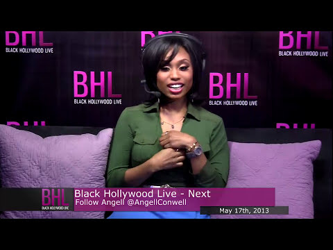 Next  W Angell Conwell I March 17th 2013 I  Black Hollywood Live's Next