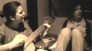 Lu y Jazi - The Bleedin' Clown (Manu Chao)
