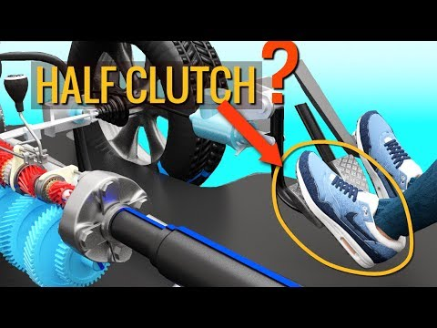 Why You Should Not PARTIALLY Press The Clutch ?