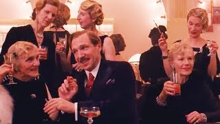 The Grand Budapest Hotel Trailer 2014 Ralph Fiennes, Wes Anderson Movie - Official [HD]