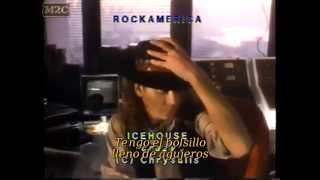 Icehouse - Crazy (versión australiana 1987 subtitulos español)