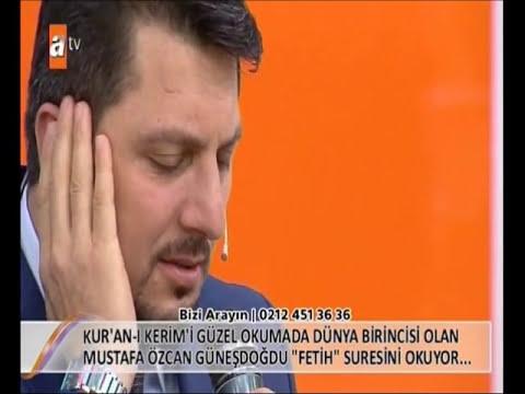 Gözyaşları sel oldu Mustafa Özcan GÜNEŞDOĞDU Fetih Suresi 1-5 Asr Suresi 1-3