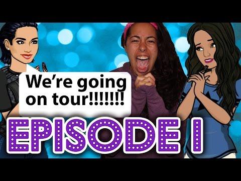 I'm Demi Lovato's OPENING ACT FOR HER WORLD TOUR!!!!! - World Tour Epsiode #1 (Season 2)