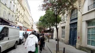 Париж: прогулка по Латинскаму кварталу. Май 2013 года